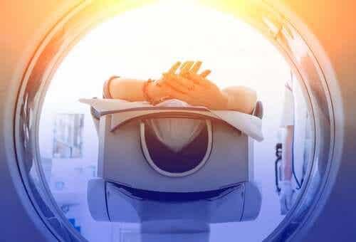 Een MRI-machine