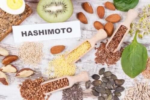 Het Hashimoto-dieet: welke voedingsmiddelen?