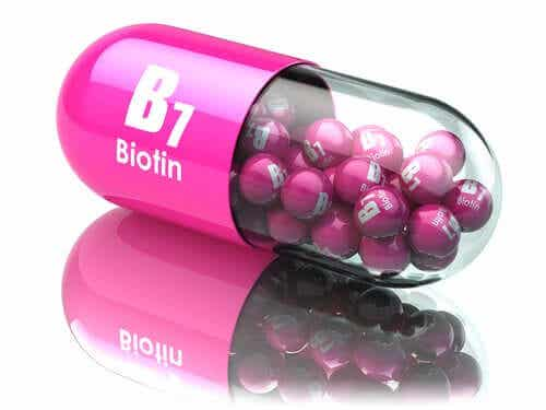 Vitamine b7