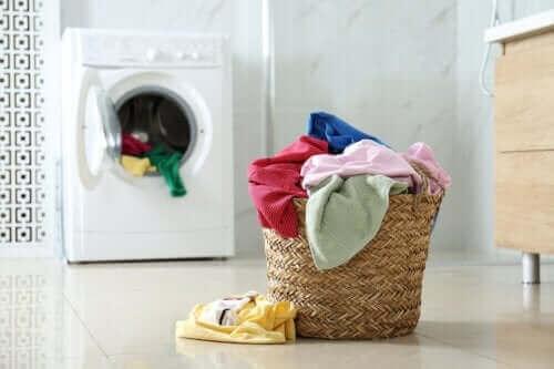 Doe zwarte peper in de wasmachine!
