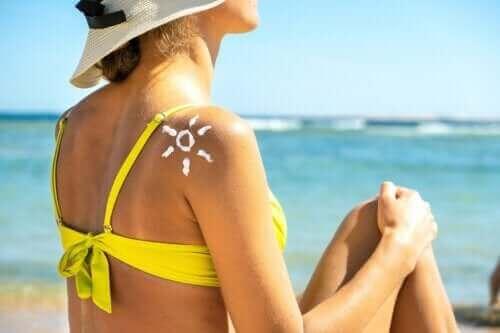 Verzorging voor, tijdens en na blootstelling aan de zon