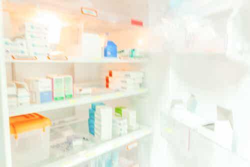 Gekoelde medicatie