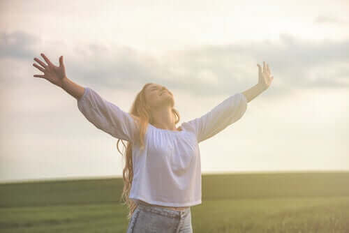Hoe je gelukkig kan zijn met jezelf