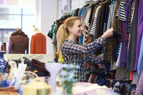 6 tips voor het kopen van tweedehands kleding