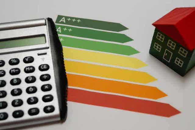 Energie-efficiëntie verwijst naar hoeveel energie een apparaat verbruikt