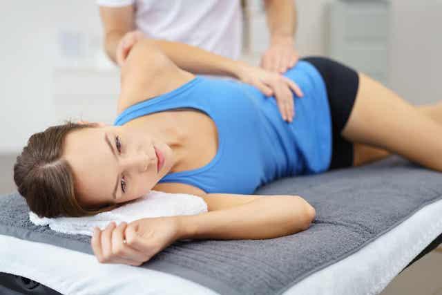 Fysiotherapie om symptomen van MS te helpen verlichten