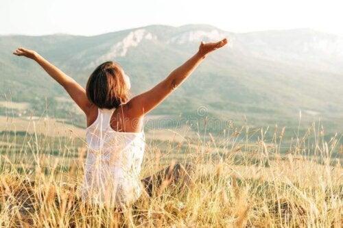 Ontdek 5 redenen om gelukkig te zijn