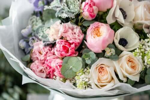 Tips voor het bewaren van bloemstukken