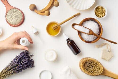 De meestvoorkomende ingrediënten van make-up