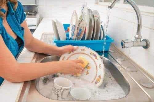 8 sleutels om met de hand af te wassen
