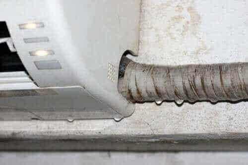 Hoe het water van de airconditioner te hergebruiken