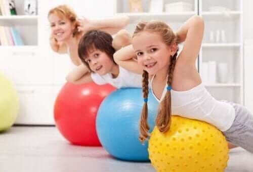 Lichaamsbeweging bij kinderen: alles wat je moet weten
