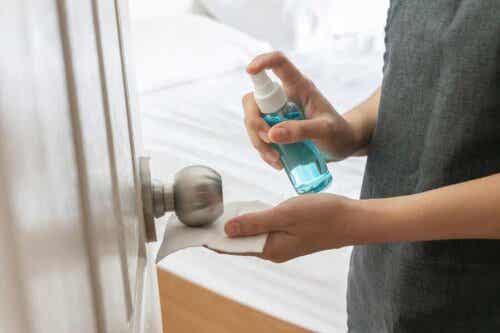 Hoe vervang je een deurknop