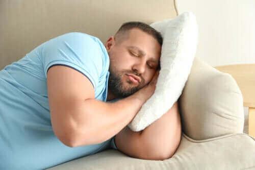 Te laat gaan slapen kan het risico op overgewicht verhogen, blijkt uit onderzoek