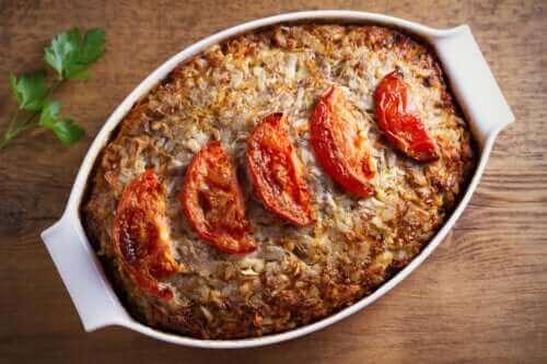 Een simpel recept voor gebakken rijst met kool