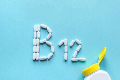 Vitamine B12-suppletie voor veganisten