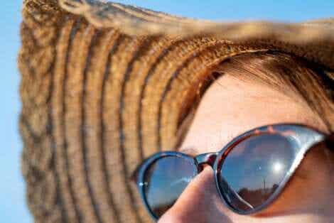 Zonlicht kan seborroïsche keratose verergeren