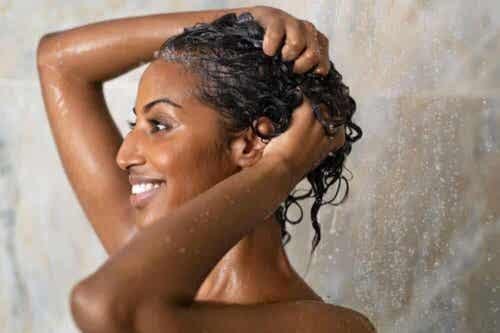 Hoe gebruik je de shampoo