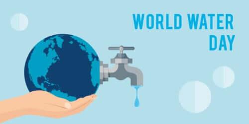 We vieren Wereldwaterdag: #water2me
